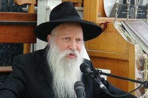 Rabbi Ginsburgh