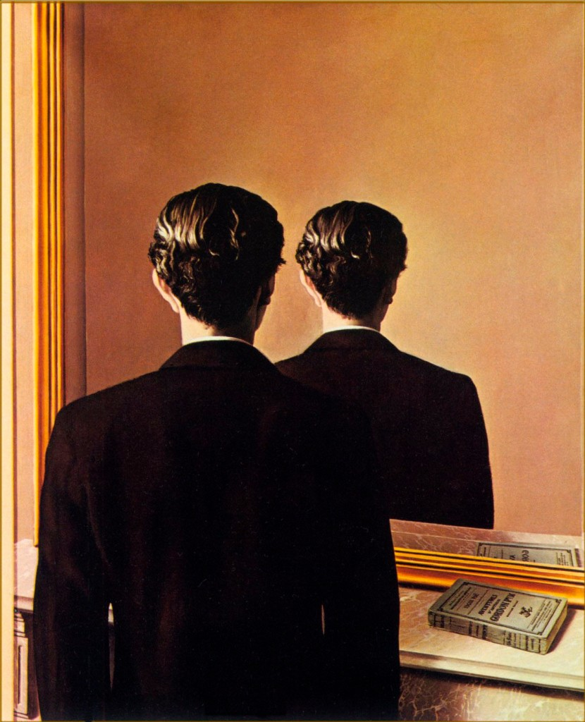 magritte_back reflection